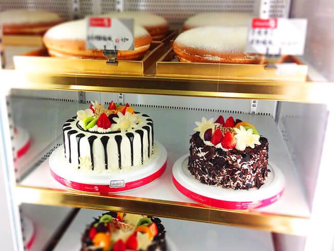佳徳糕餅(ChiaTe) のホールケーキ