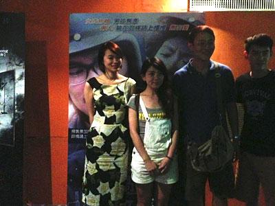 台湾で映画鑑賞初体験「風立ちぬ」