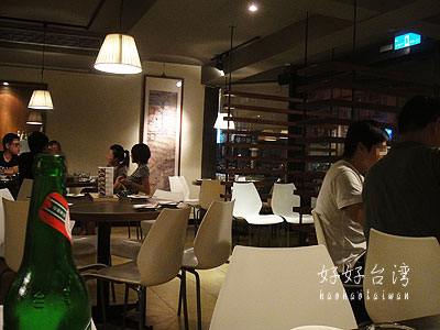 台湾で人気の小洒落た四川料理レストランkiki餐廳