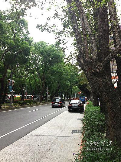 工事中のマンダリンオリエンタル台北に行ってみた