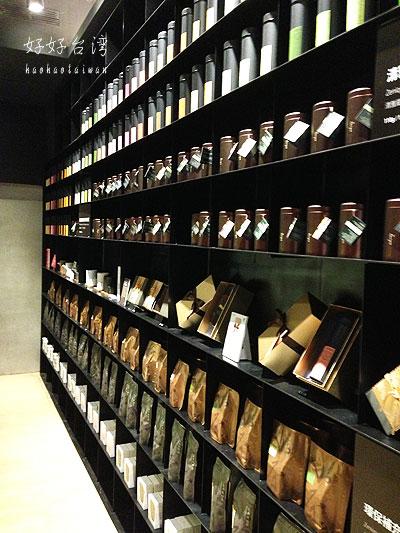 無農薬のオシャレな台湾茶、小茶栽堂Zenique 永康店