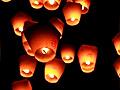 平渓天燈節へランタンを見に行きます!