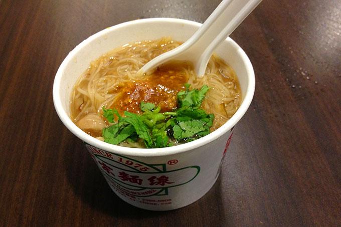 阿宗麺線の小(55元)