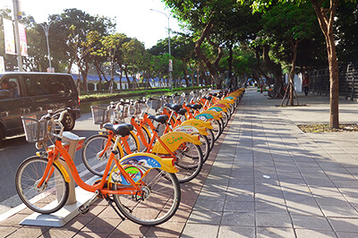 台北で大人気のレンタサイクル「YouBike」を借りてみた!