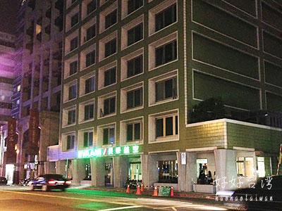 遼寧夜市の金桔檸檬とチャイナエアライン台北支店