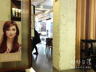 台湾のAVEDA Third Place大安店で髪を切ってみた!
