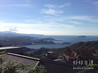 台湾で人気の町・九份の阿柑姨芋圓でもちもち食感スイーツ