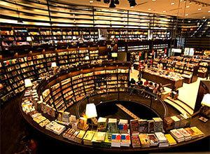 世界で最もクールな本屋 台湾の誠品書店