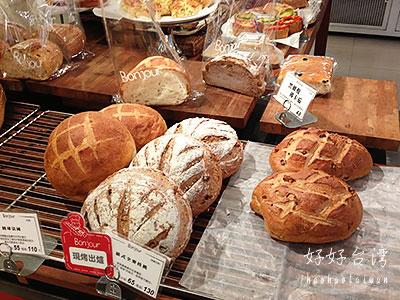 なぜか台湾でよく見かけるパン屋さん
