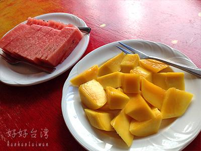 陳記百果園でおいしい台湾フルーツ三昧!