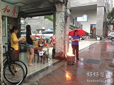 台湾で中元節を初体験!