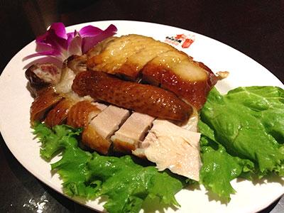 好記擔仔麵で安くておいしい台湾料理三昧