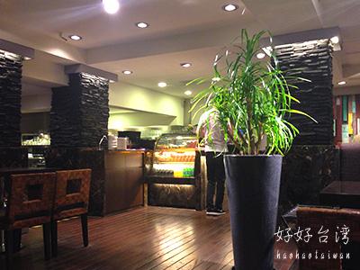 台北で人気のカフェ咖啡弄 Coffee Alleyで水果茶
