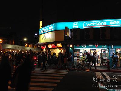 師大夜市の人気店、燈籠滷味で滷味初体験!