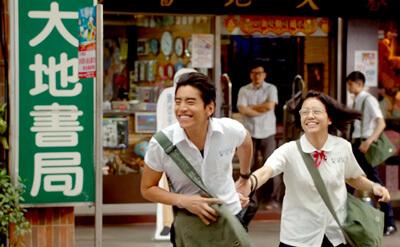 所どころに日本人にも懐かしいシーンが登場