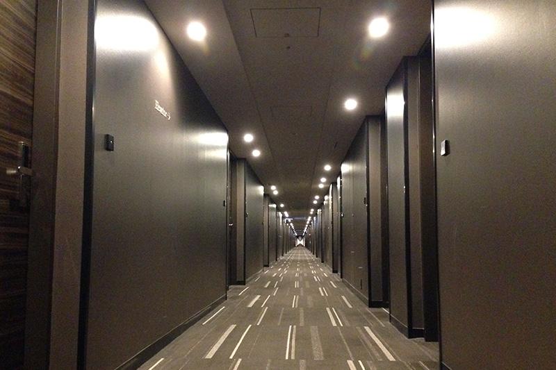羽田国際線ターミナル隣接のロイヤルパークホテル ザ羽田に泊まってみた