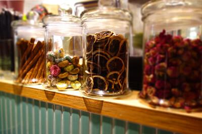 小物もカワイイ花甜果室