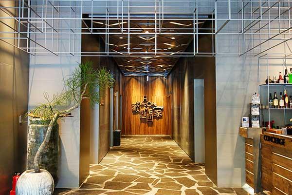 台湾発にこだわったメイドイン台湾のホームホテル大安館