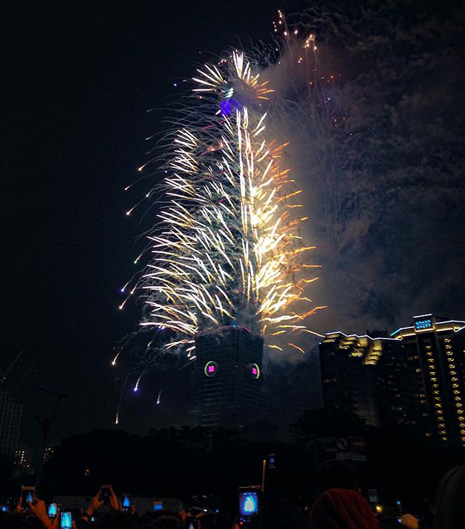 2016年の花火